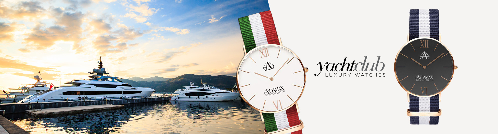 yachtclub luxury watches